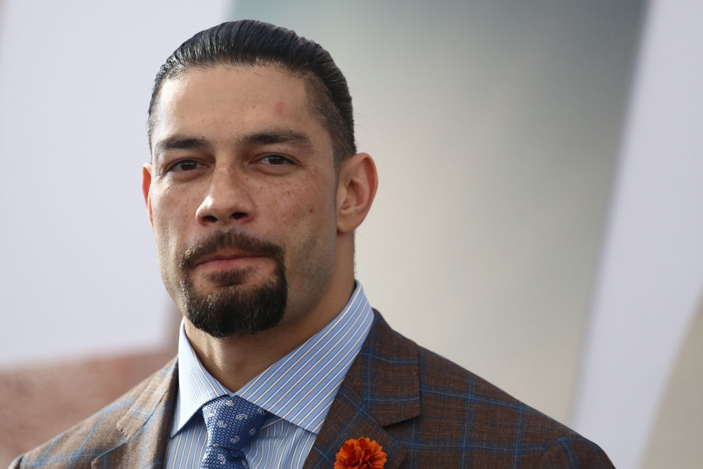 Roman Reigns Taps Out of Wrestlemania 36 Due To COVID-19 Health Concerns