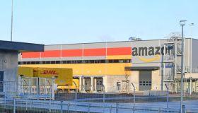 Paketzentrum Amazon