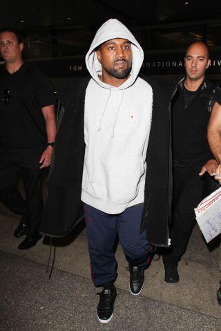 Celebrity Sightings In Los Angeles - November 15, 2016