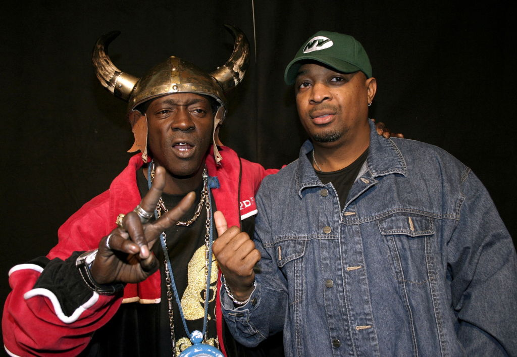 The Beef Between Flavor Flav & Chuck D Was A Hoax To Promote New Music