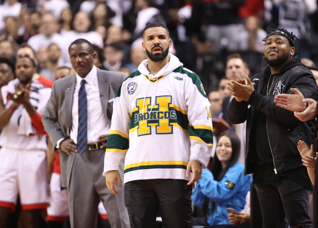 Drake's Mansion Has Twitter Debatiing If It's Tacky or Not