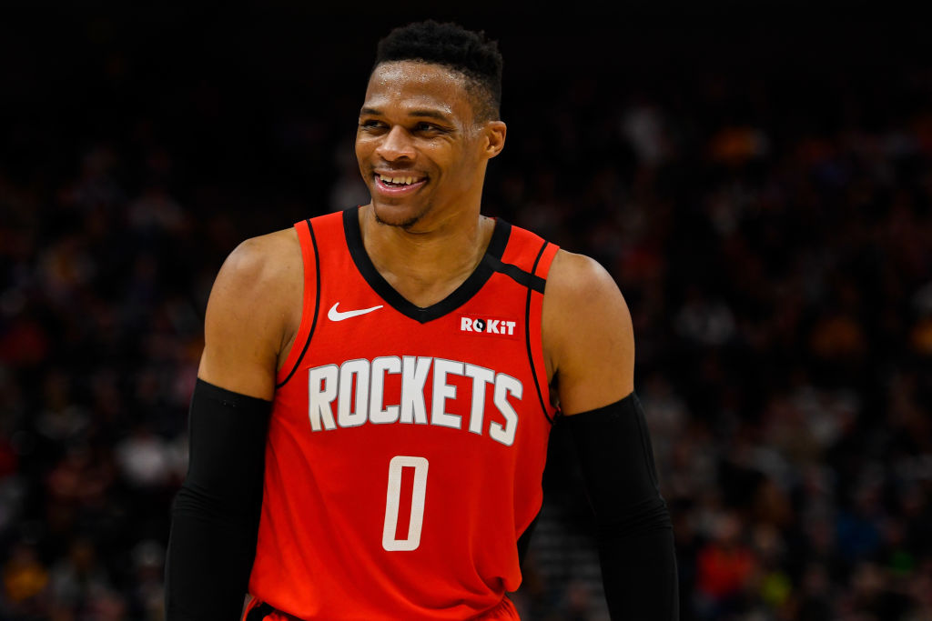 Houston Rockets v Utah Jazz