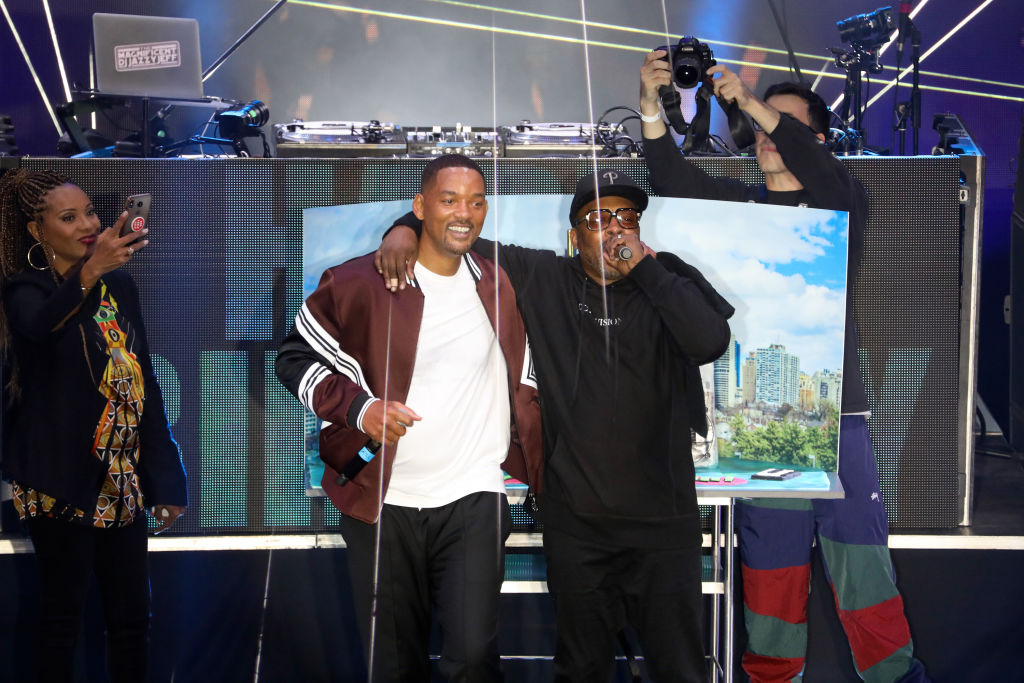 Will Smith Speaks With DJ Jazzy Jeff About His Battle With COVID-19