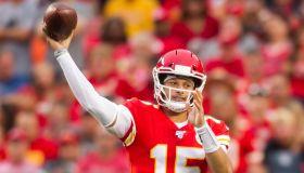 NFL: AUG 24 Preseason - 49ers at Chiefs