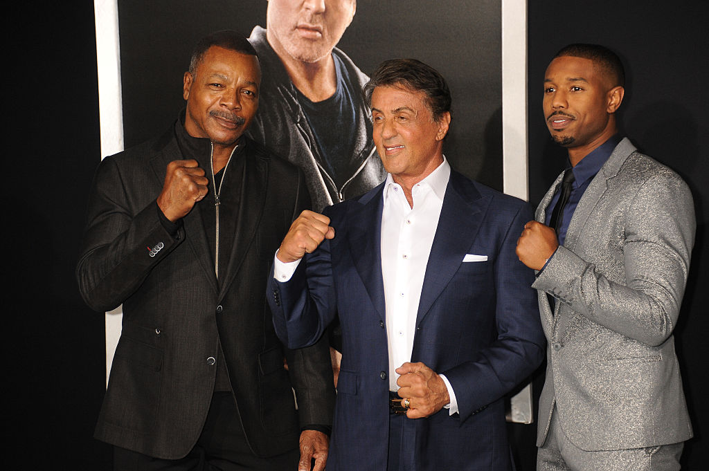 USA - Creed premiere in Los Angeles.