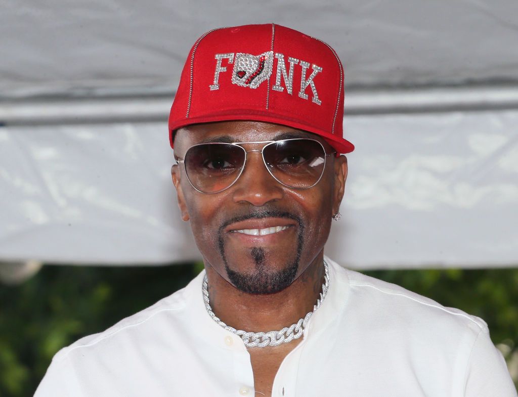 Teddy Riley Honored With A Star On The Hollywood Walk Of Fame
