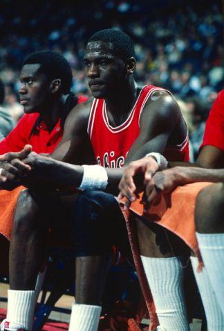 Chicago Bulls v Washington Bullets