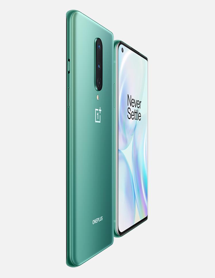 OnePlus 8 green