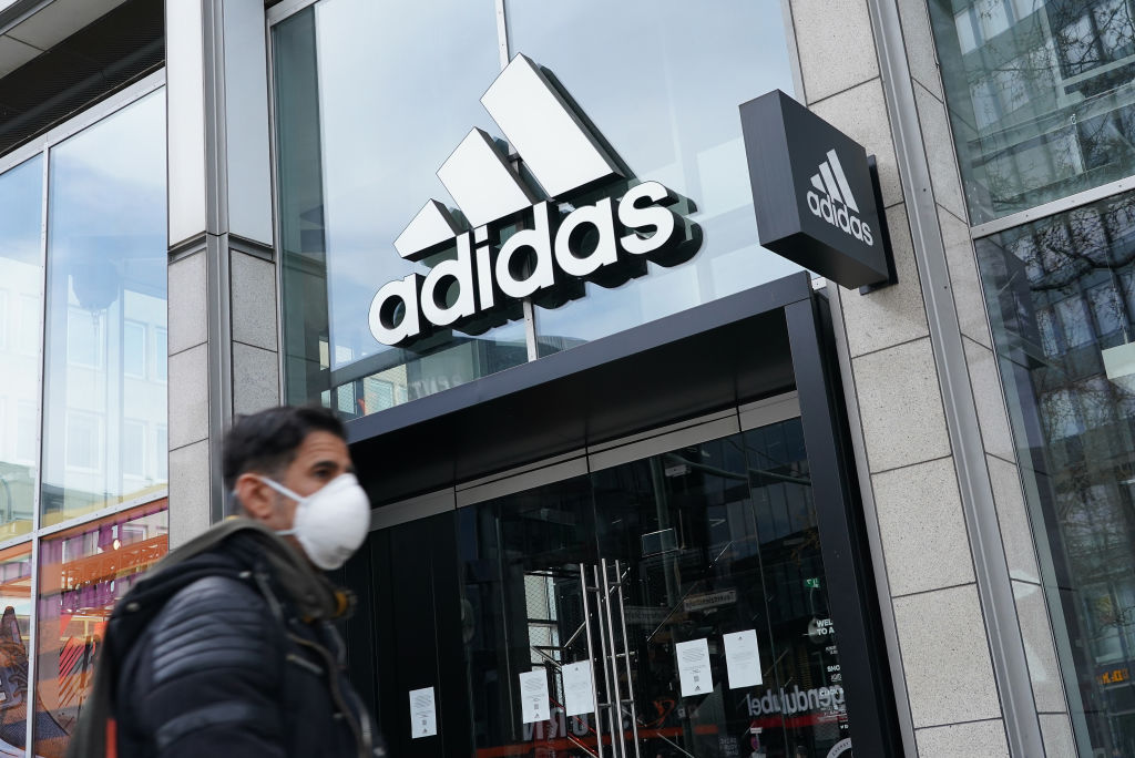 adidas Reports Its Sales Drop 19% & Missed Profit Expectations By 93%