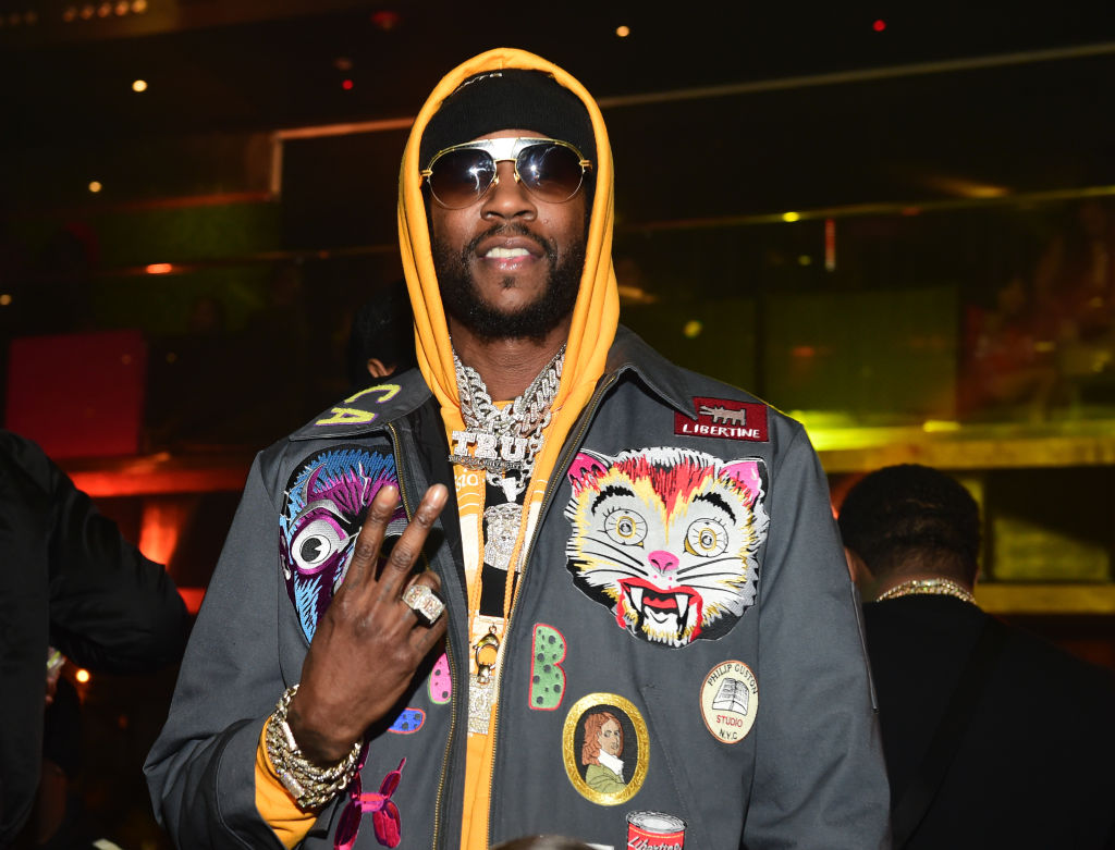 2 Chainz Feeds The Homeless Instead of Reopening ATL Restaurants