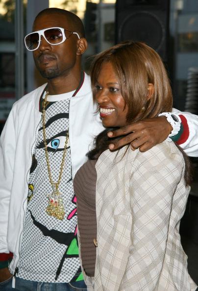 """Kanye West and Donda West """"Raising Kanye"""" Book Signing - May 9, 2007"""