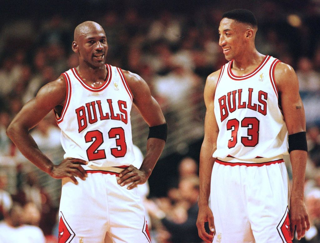 Michael Jordan's Agent Claims Scottie Pippen Was Jealous of The Goat
