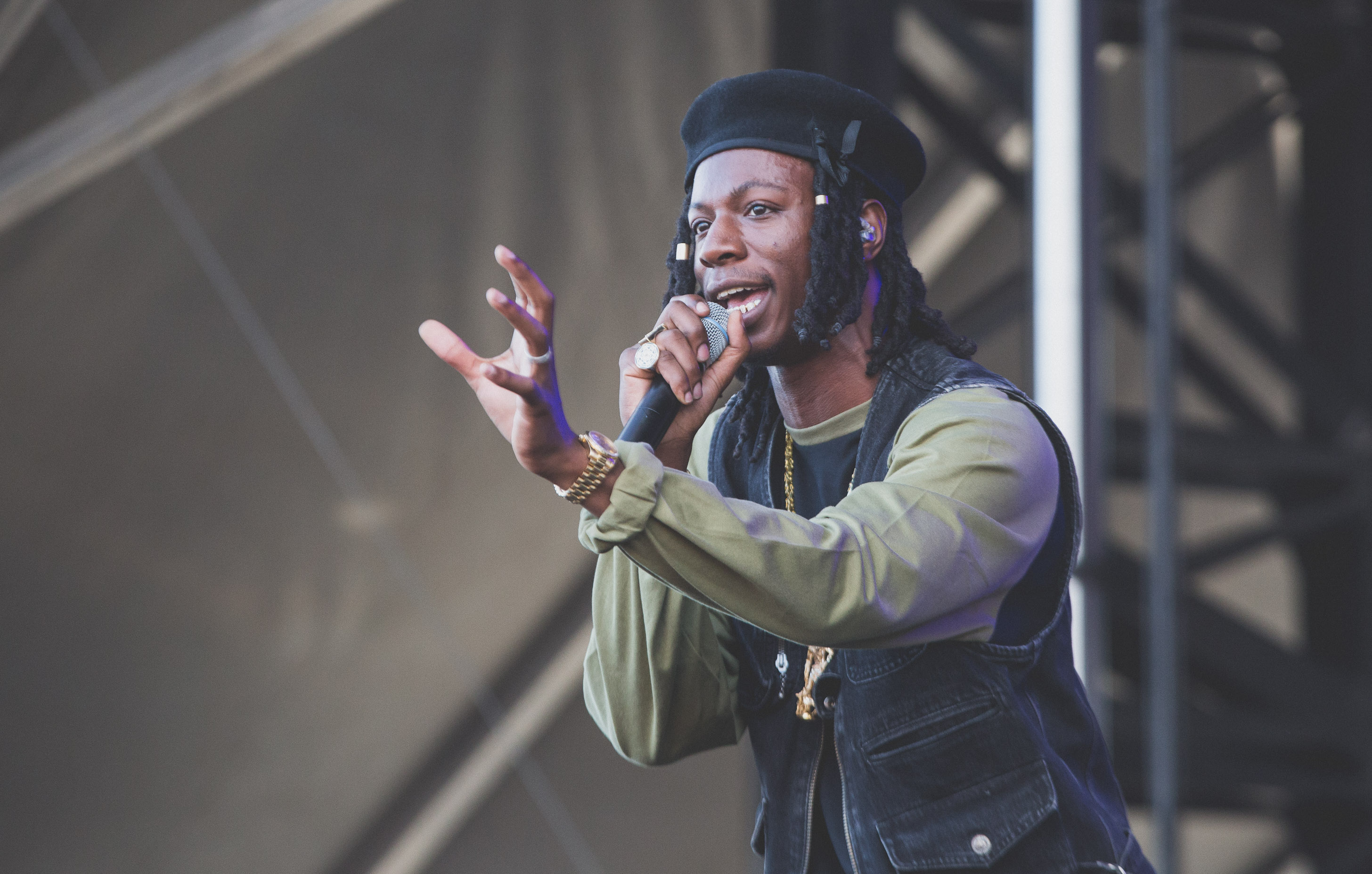 Joey Bada$$ Is Working With Non-Profit To Help Homeless NYC Students