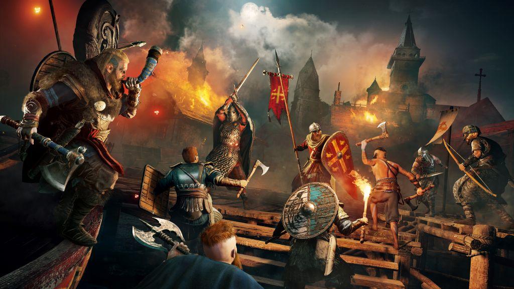 Assassins creed Valhalla templar
