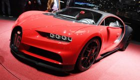 Geneva Motor Show - First press day