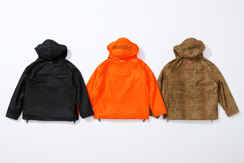 Supreme x Barbour Collection 2020