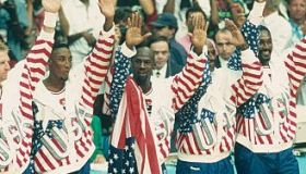 Basketball - Dream Team Players