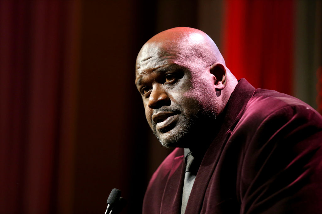 Shaquille O'Neal Thinks The NBA Should Scrap The 2019-20 Season