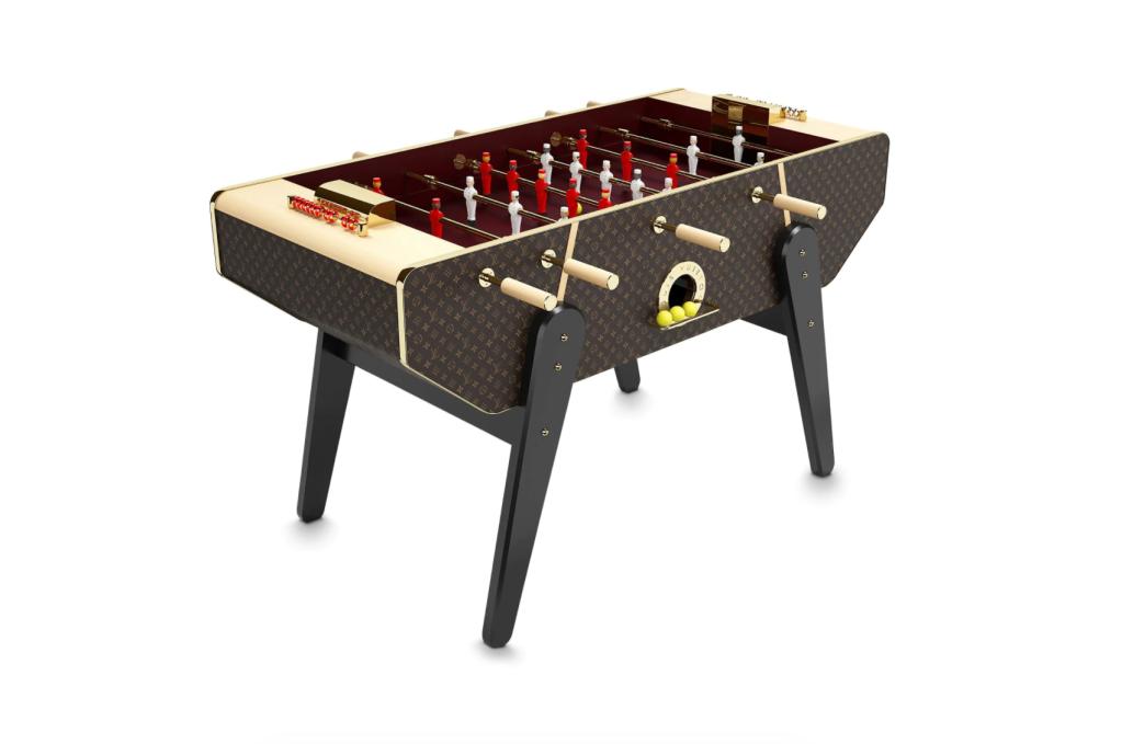 Louis Vuitton Foosball Table