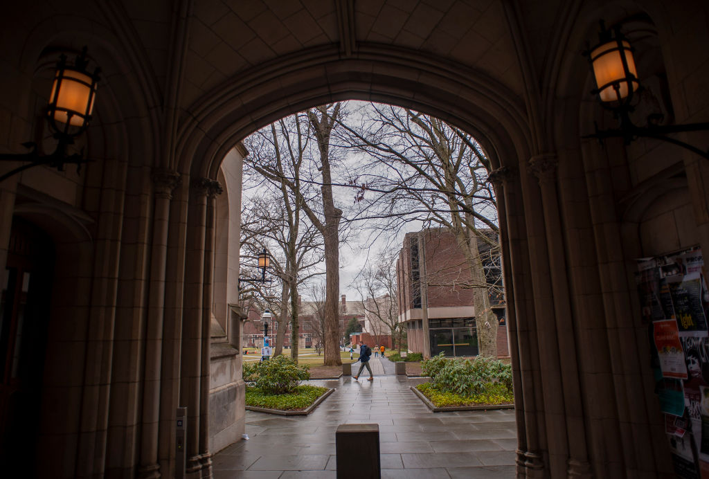 Princeton University Orders 100 Students To Self-Isolate After Traveling To China On Coronavirus Fears