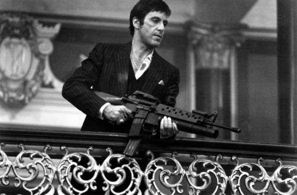 Photo of Scarface