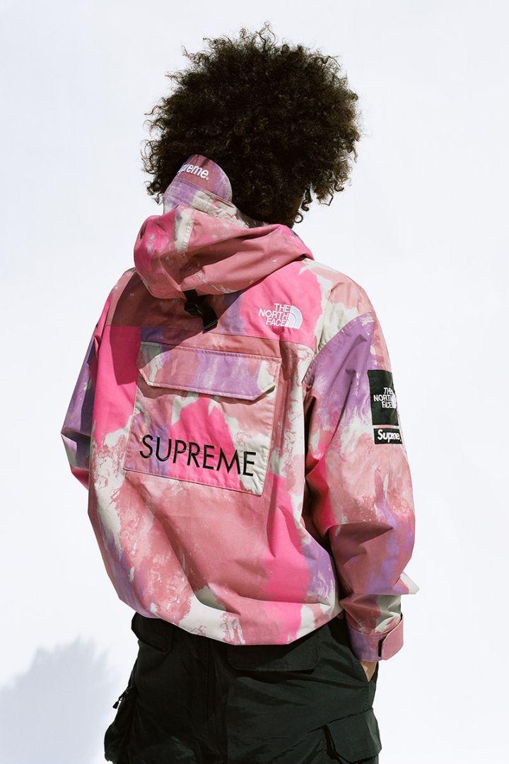 The North Face x Supreme