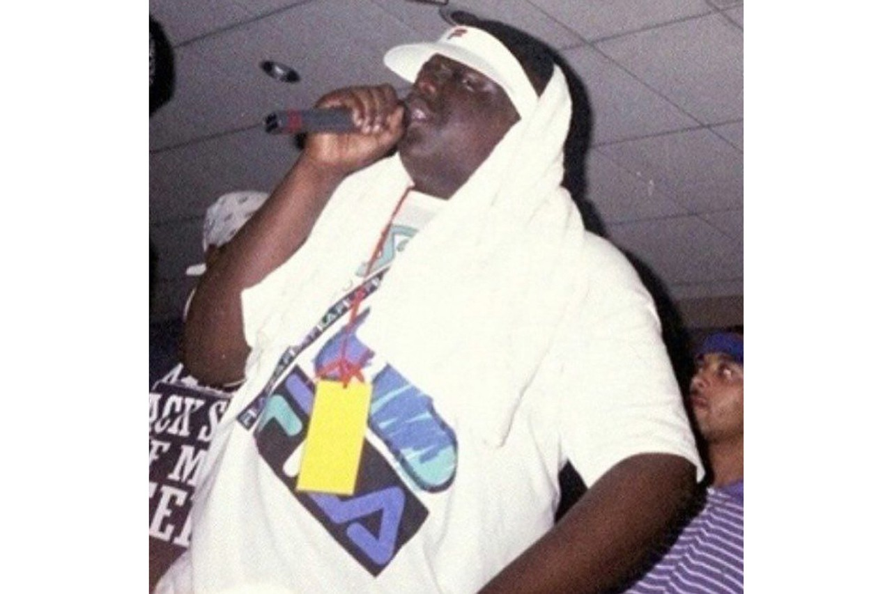 FILA X The Notorious B.I.G.
