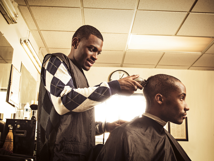 Barbers Are Risking It All During COVID-19 Pandemic To Provide Haircuts