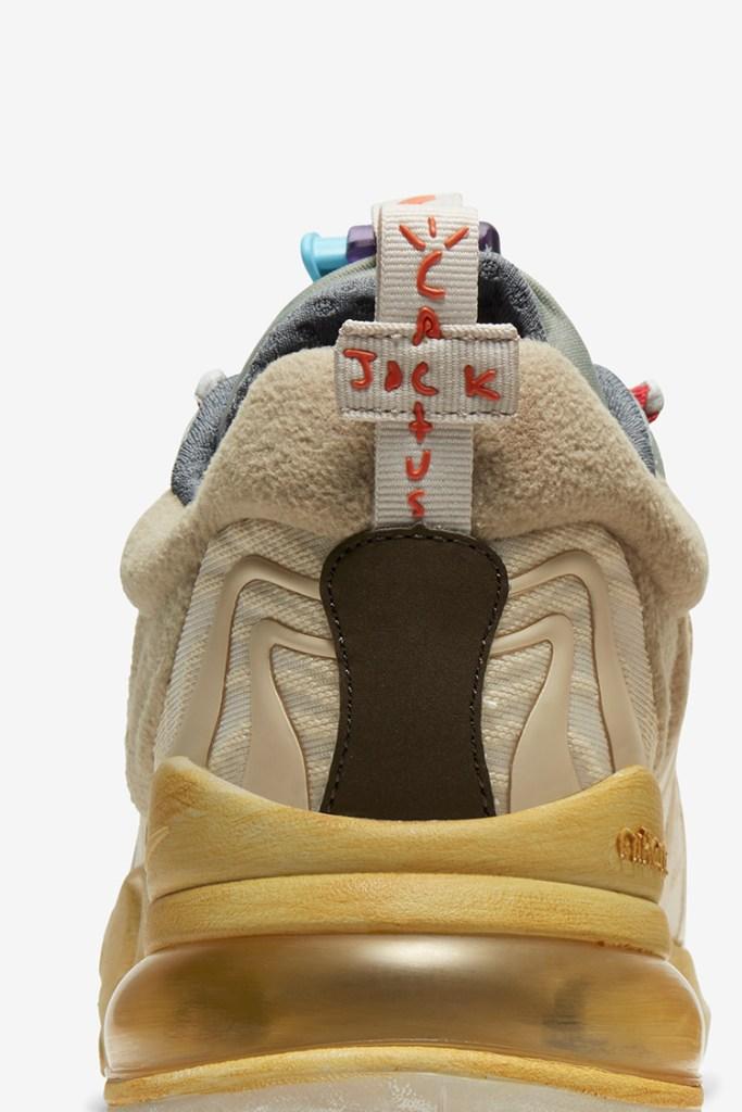 "Nike x Travis Scott Air Max 270 ""Cactus Trails"""