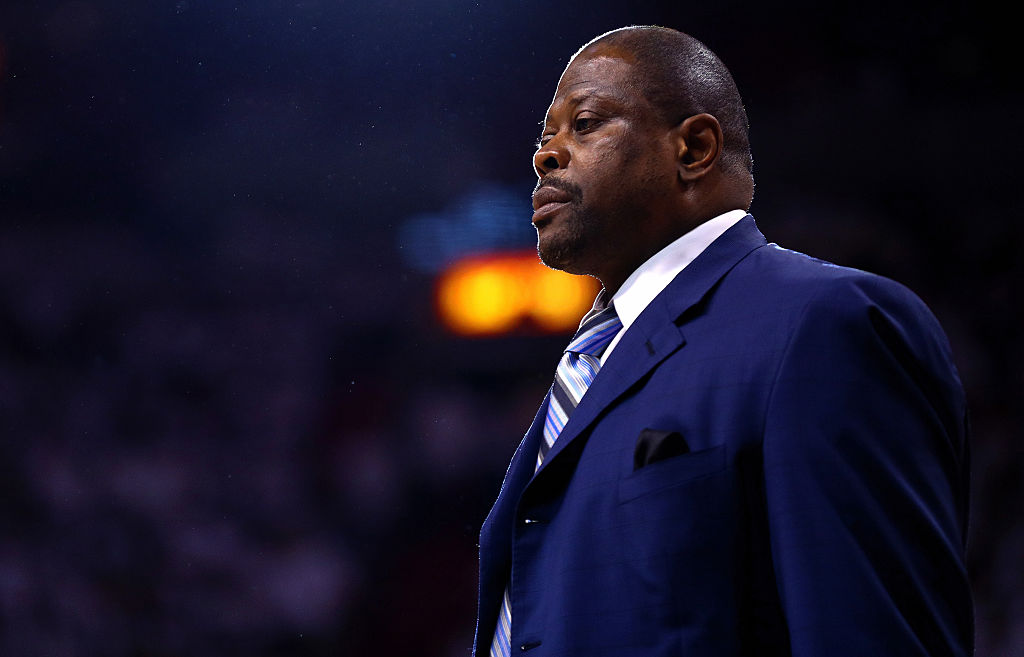 Patrick Ewing Reveals That He Has Tested Positive For COVID-19