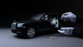 ROLLS ROYCE CULLINAN REPLICA MODEL CAR