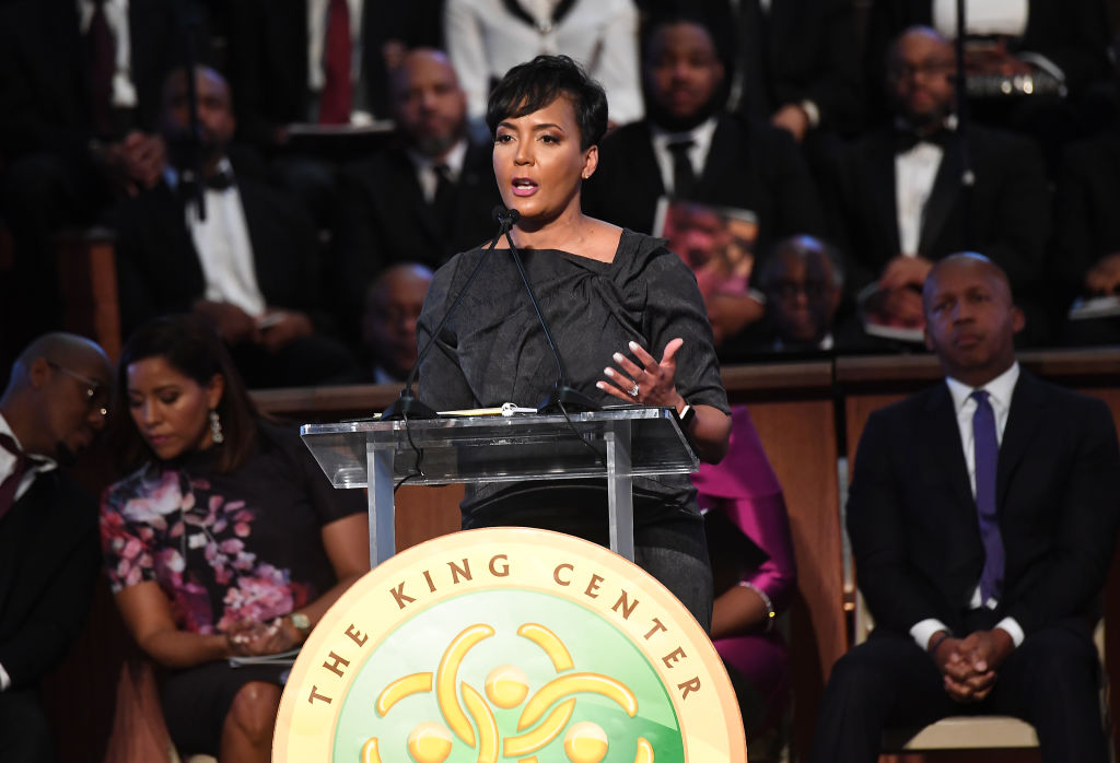 Keisha Lance Bottoms Disappointed After Atlanta Mansion Party Is Shut Down