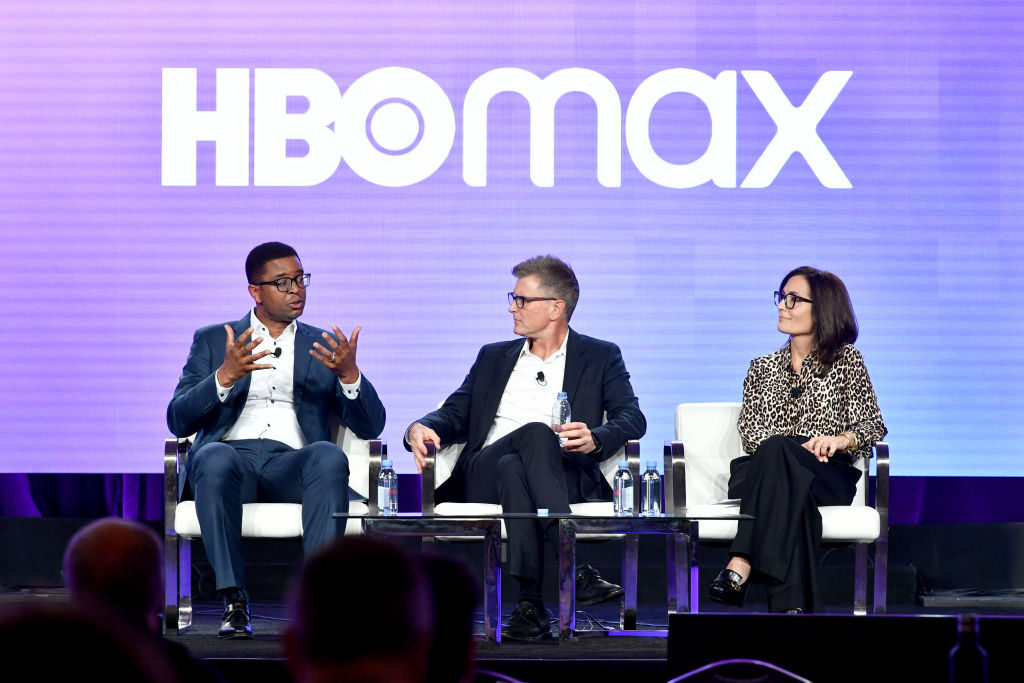 WarnerMedia Winter TCA 2020 - Presentation