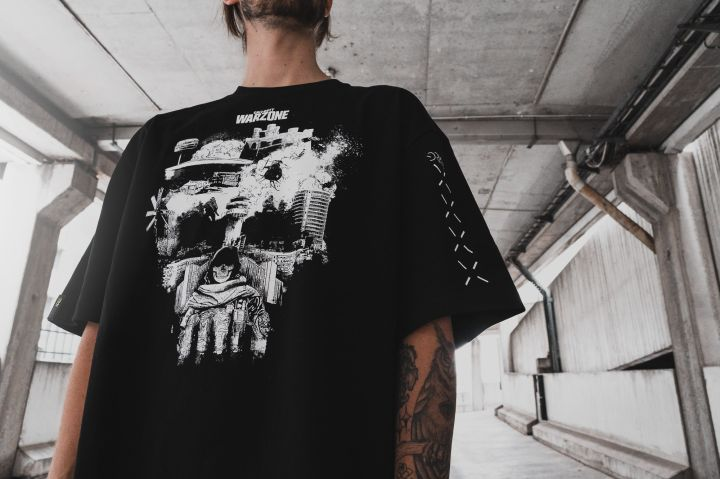 Call of Duty: Warzone with new DRKN Apparel Collection