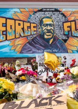 George Floyd Memorial service held in Minneapolis
