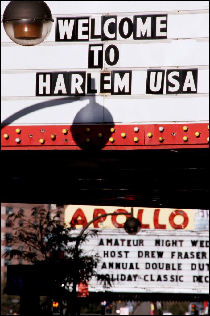 Harlem renaissance In New York, United States On November 06, 2000-