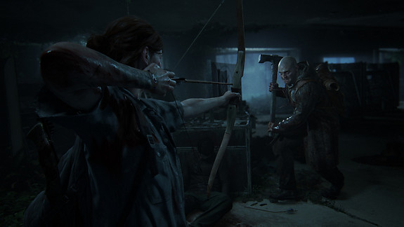 The last of us 2 bow
