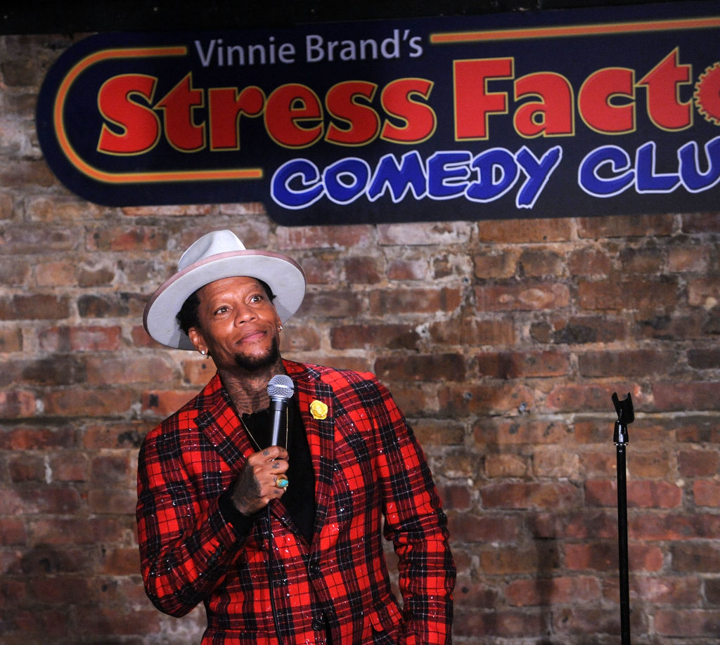 D.L. Hughley Reveals He Tested Positved For COVID-19