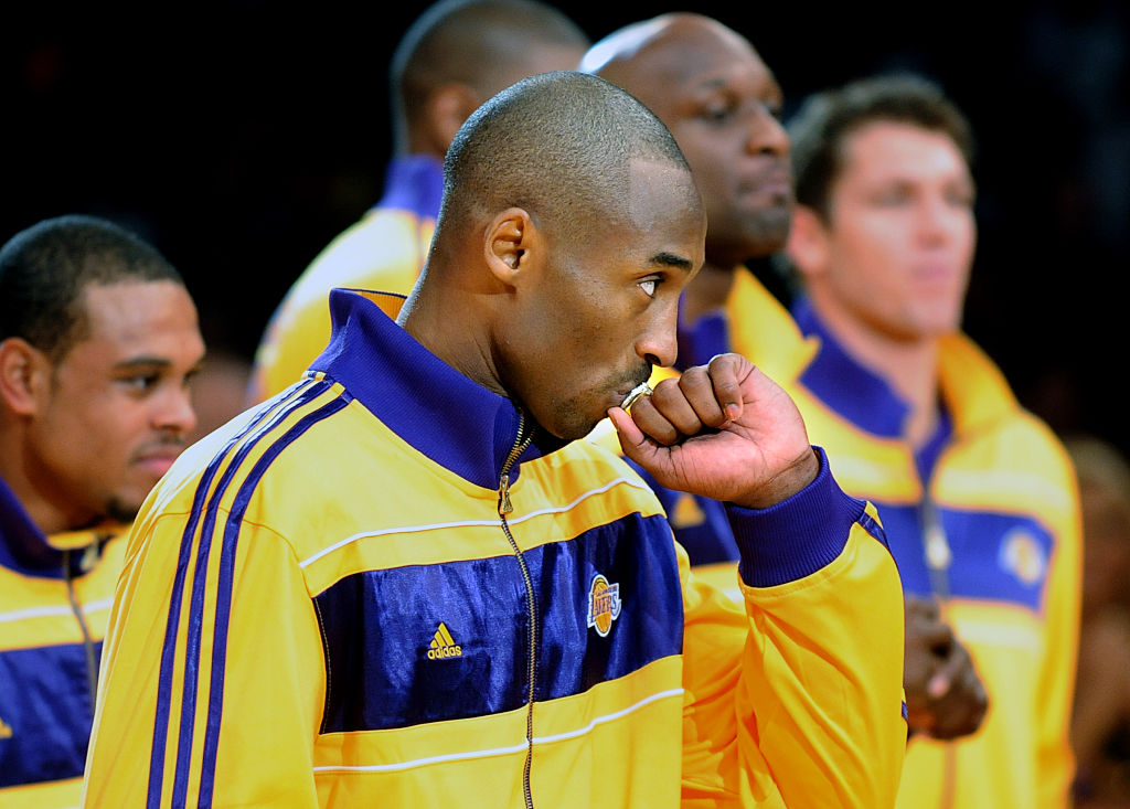 Championship Ring Kobe Bryant Gifted To His Dad Up For Auction