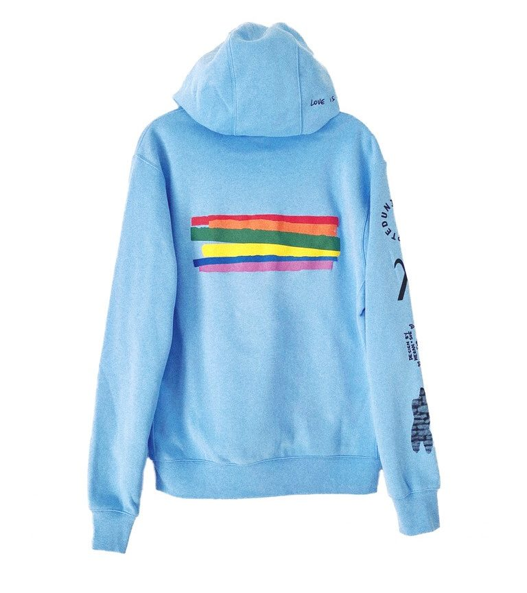 UNINTERRUPTED Pride Month Hoodie Collection