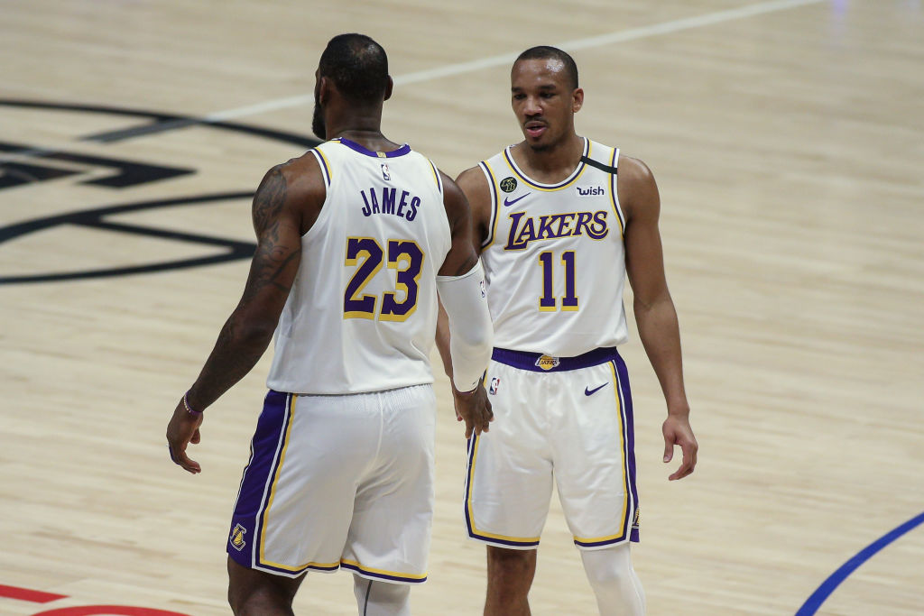 Los Angeles Lakers Guard Avery Bradley Opts-Out of NBA Restart