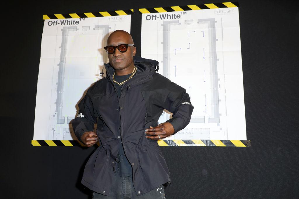 Off-White : Backstage - Paris Fashion Week - Menswear F/W 2020-2021