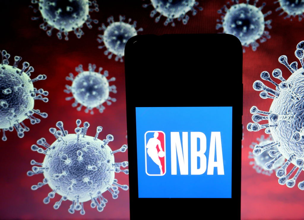 16 NBA Players Test Positive For COVID-19 Ahead of NBA Restart