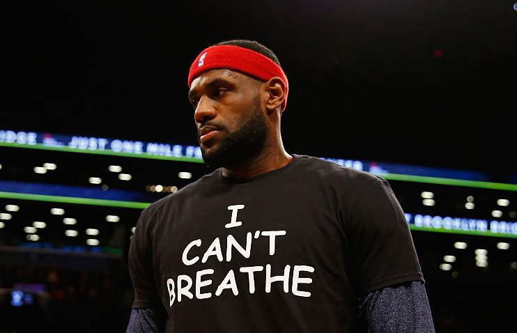 NBA Planning To Allow Players To Have Social Justice Statements On Jerseys