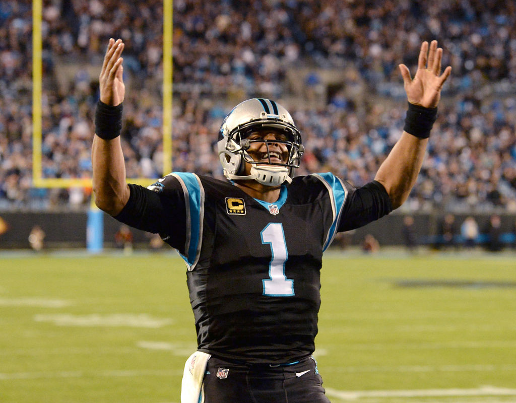 The New England Patriots Reportedly Sign Cam Newton