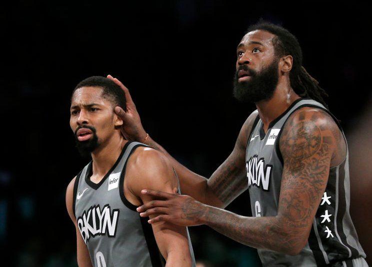 Nets' Spencer Dinwiddie & DeAndre Jordan Both Test Postive For Coronavirus