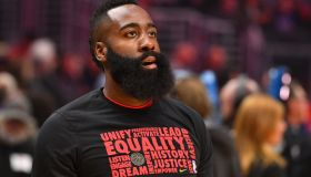 NBA: FEB 28 Rockets at Clippers