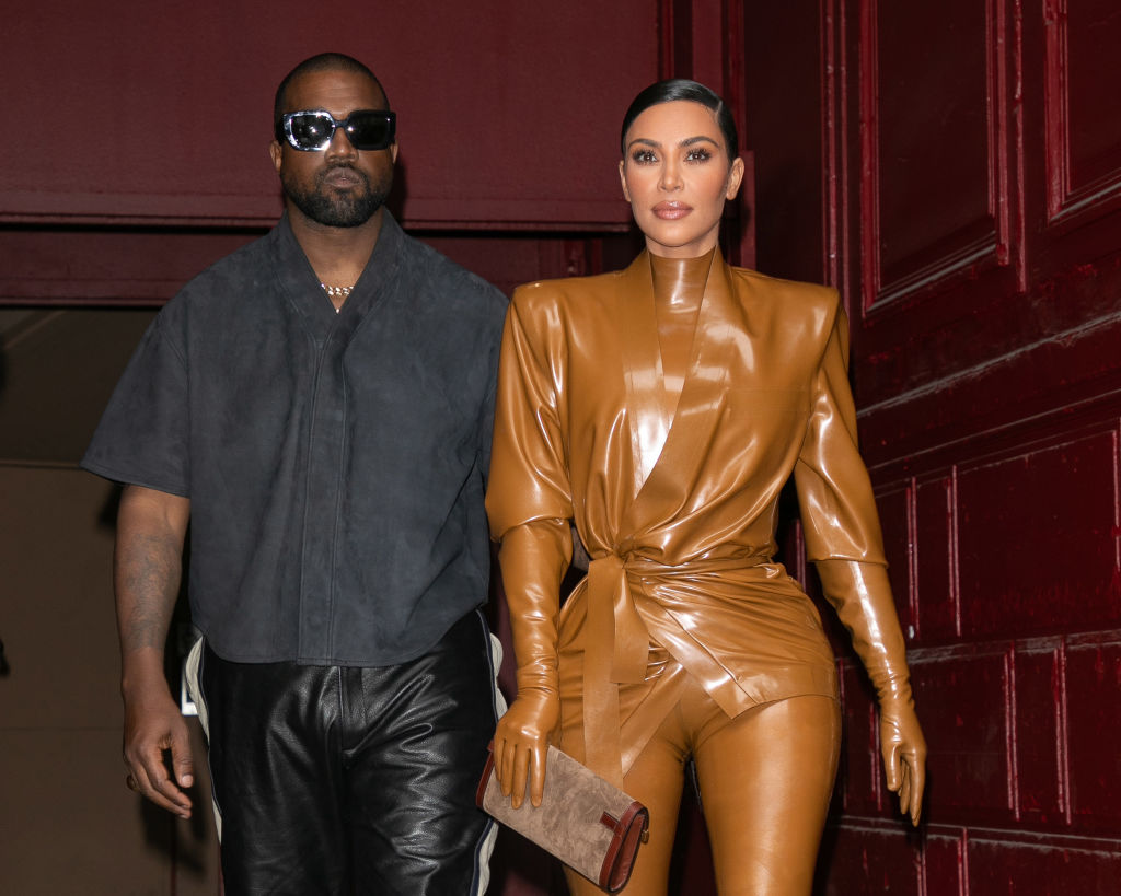 Forbes Disputes Kanye West's Claims of Kim Kardashian Being A Billionaire