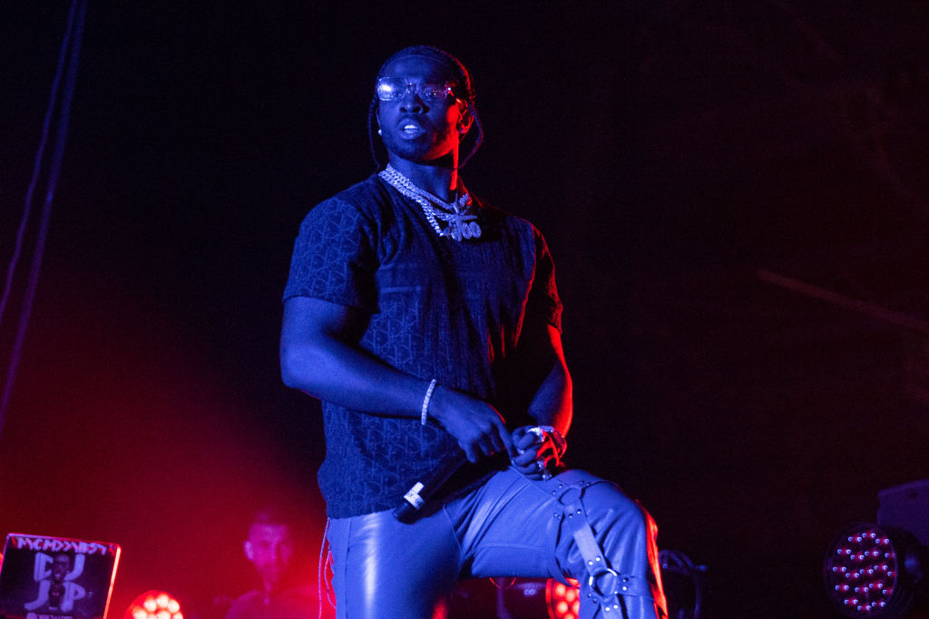 Skepta Performs At Olympia London