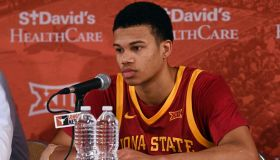 COLLEGE BASKETBALL: FEB 01 Iowa State at Texas